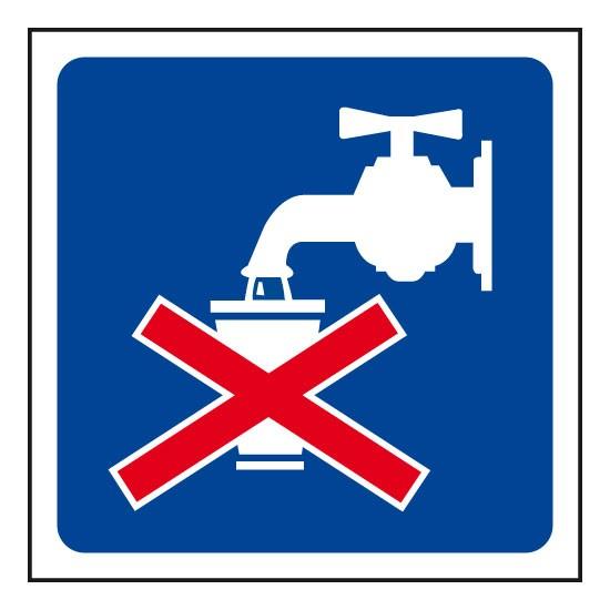 picto eau restrictions
